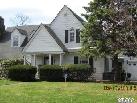 Charming Colonial In Cathedral Gardens With Large Kitchen, Formal Dining Room, & Family Room. Quiet Yard With Inground Pool. Great For Entertaining.