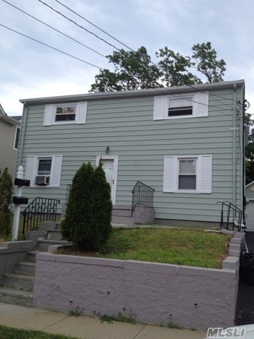 Clean, Open And Airy, Apartment Rental In Port Washington Which Consists Of 2 Brs, Living Room, Dining Room, Eik And 1 Bath. Close To Community Pool, Local Park, Beach, Tennis And Transportation. No Yard And Basement Privileges. No Washer And Dryer.