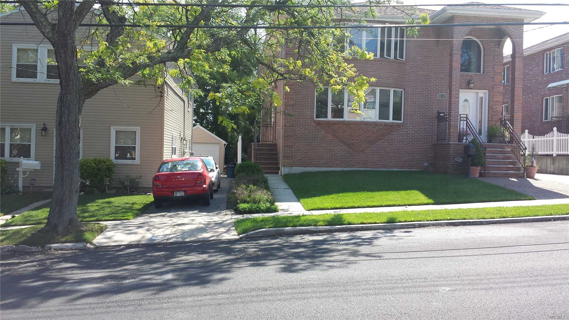 Building Size 29X58, Apt. Around 1600 Sqt. Excellent Condition. Income Verification And Credit Report.