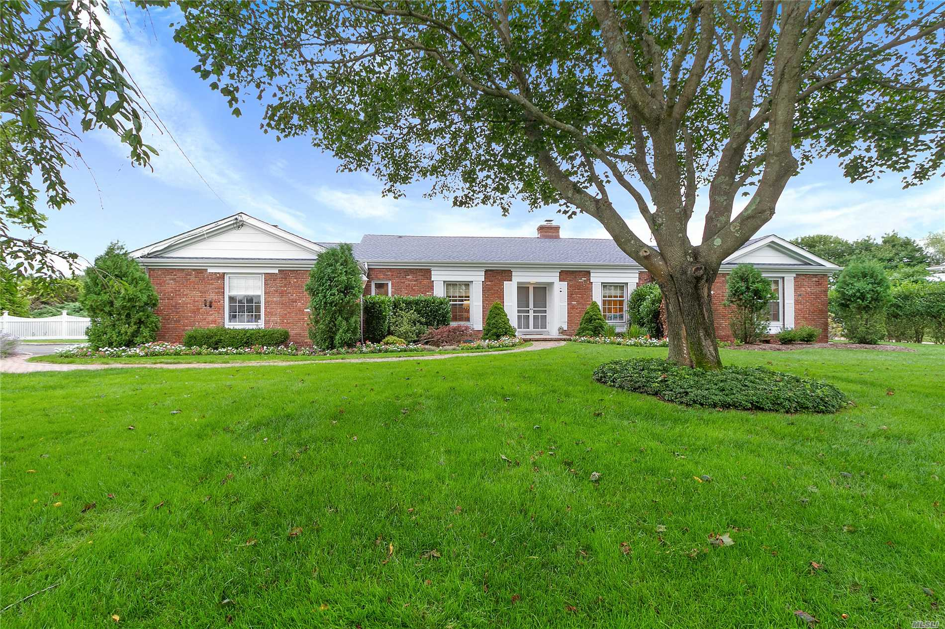 Beautiful Ranch On One Acre With A Gunite Pool And Large Backyard