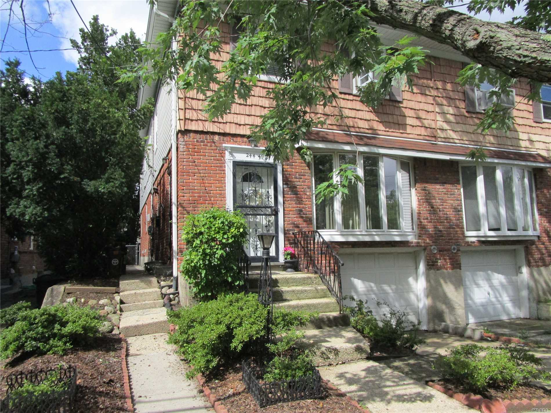 Three Bedroom, 2 Bath, 2nd Fl Of A 2 Family House.All Utilities Paid By Tenant. Street Parking