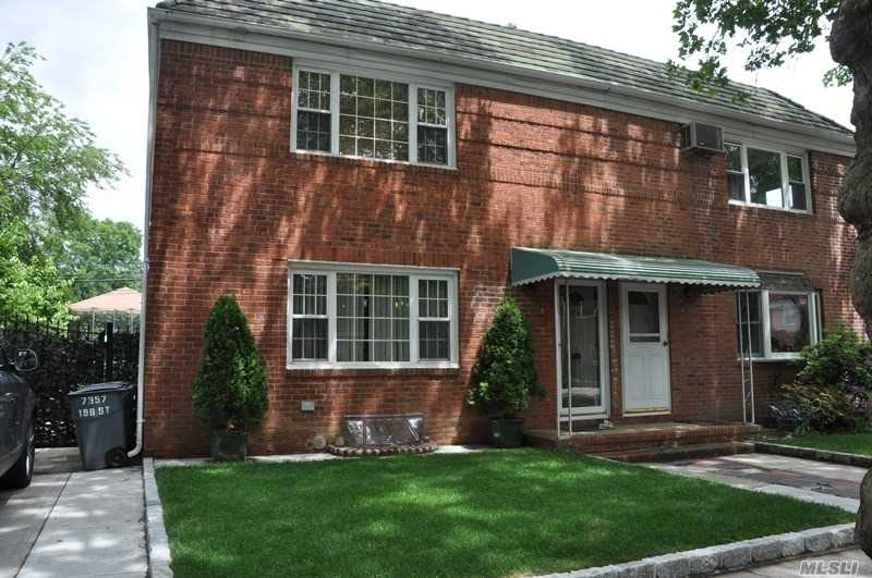 Clean And Bright 2 Bedroom, 1 Bath Apartment On A Beautiful Street. Located On The Second Floor With Separate Entrance. Convenient Location And Easy Commute To The City.