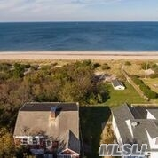Rare Beach Front Property! Location! Location! Picture Yourself Living At The Beach! Waterfront Parcel Ready For Re-Development! The Potential Is Limitless! Miller Place School District!