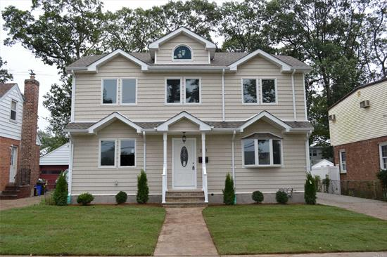 5 Br Colonial- 3 Full Baths- 2 Half Baths- 2 Cac- 2 Heating Units