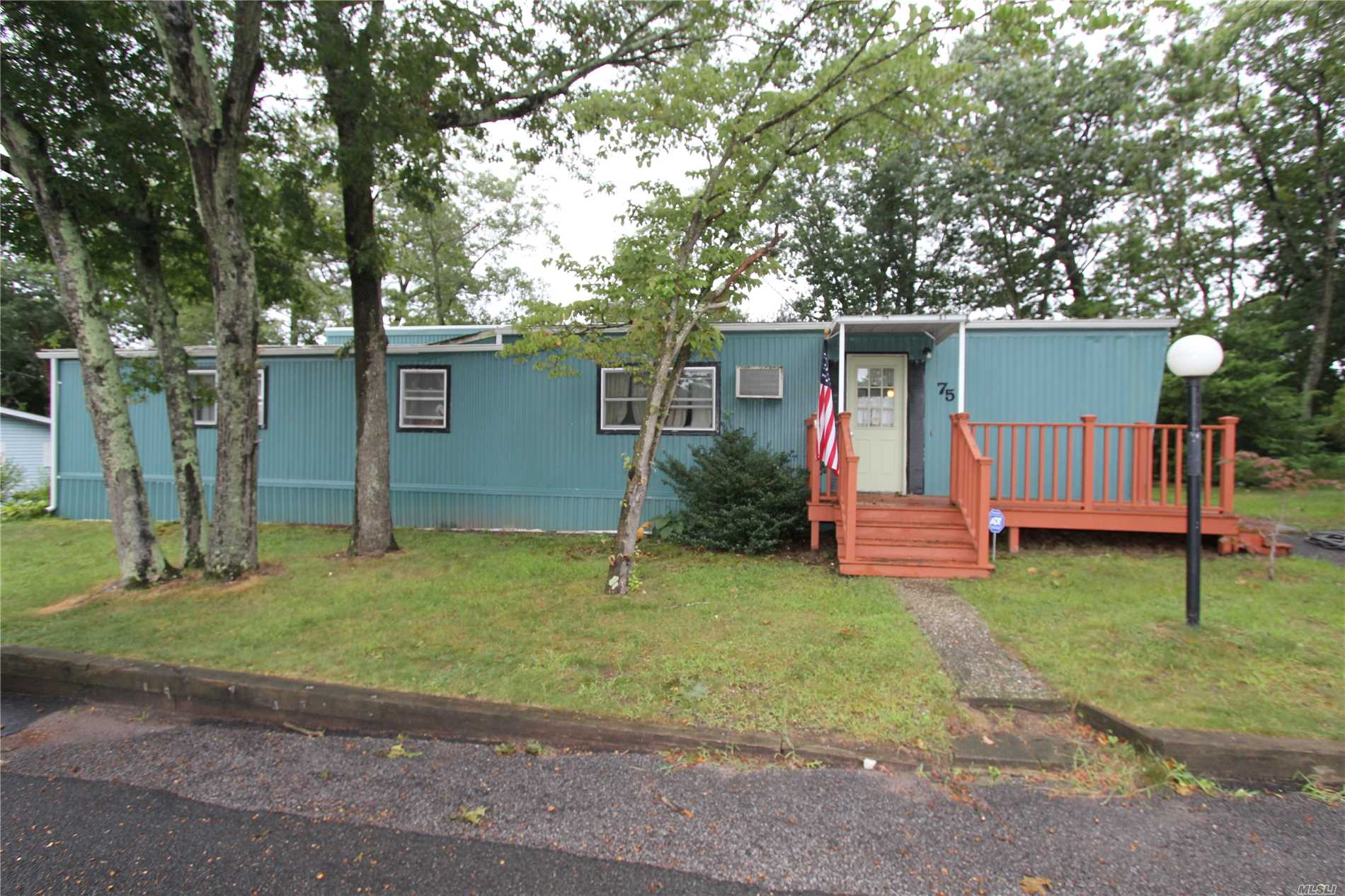 Cash Only/Financing Not Available. Millbrook Community: Many Updates In This Oversized 6 Room, 3 Bedroom, 2 Bath Mobile Home With Huge Deck W Awning, Spacious Yard And Shed. Close To Shopping.