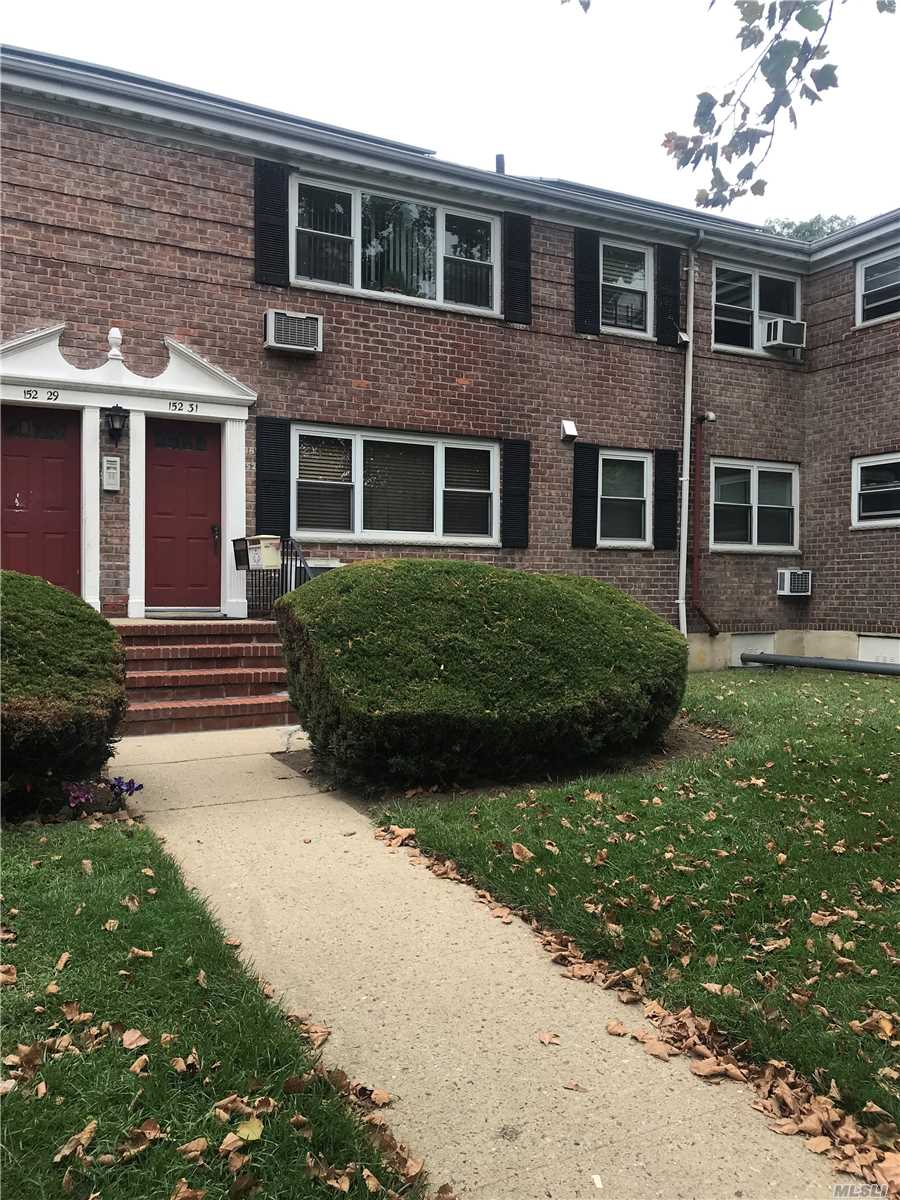Sale May Be Subject To Term & Conditions Of An Offering Plan. 2 Brs Garden Style Co-Op. Convenient To Express Bus Q64 To Manhattan. Windows Facing South & North.