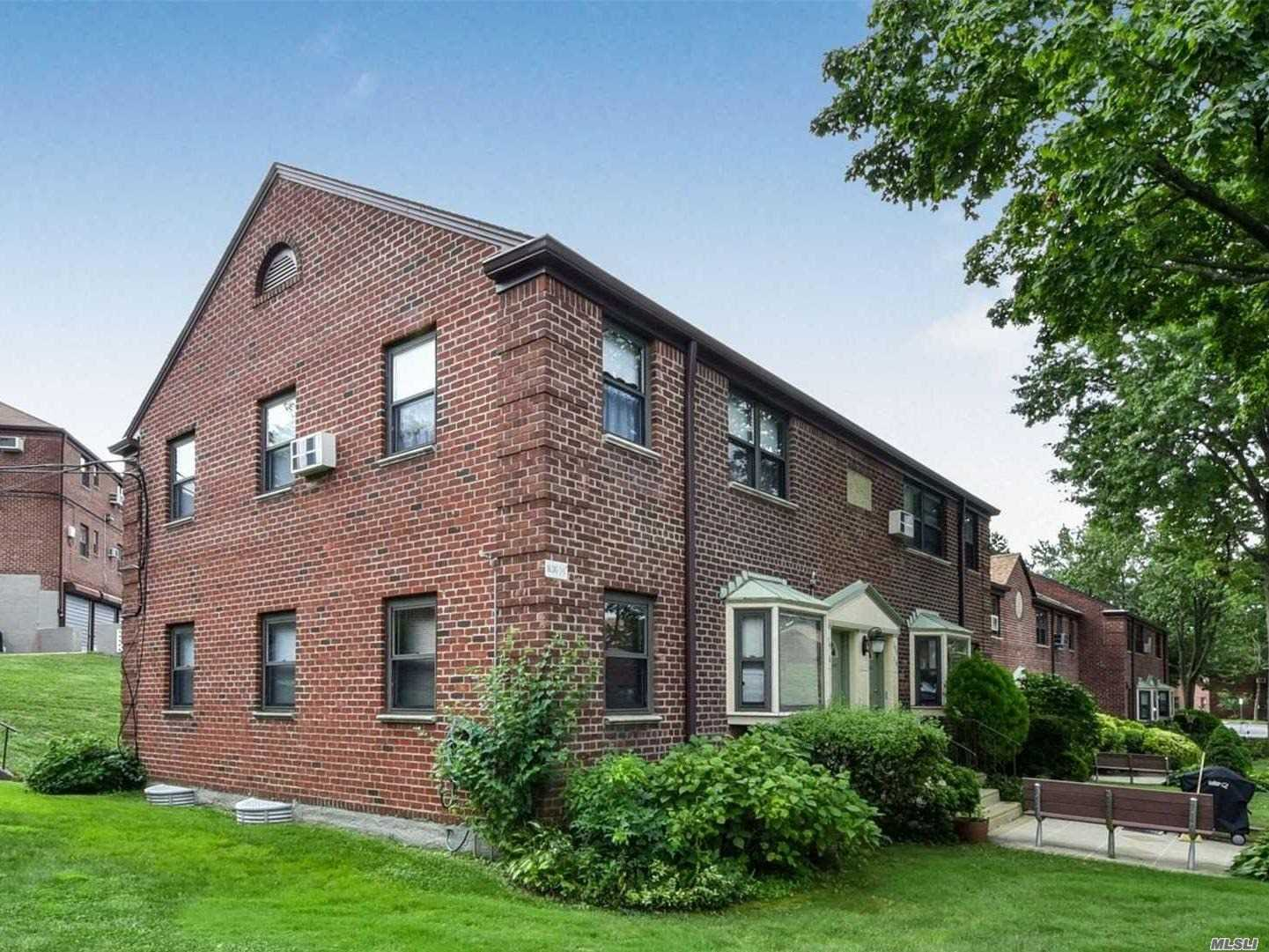 Bright 1Bedroom Corner Unit Apartment On 1st Floor! Renovated With Hardwood Floors, Crown Moldings & Bay Window. Washer /Dryer In Unit!! Maintenance Includes All Utilities!!! Near Highways & Public Transportation