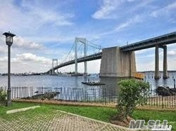 This Waterfront Gated Community Condo (Wildflower) With Both Water And Bridge Views. Duplex Young Condo With 3 Bedrooms And 2.5 Baths. Finished Basement With Laundry And Double Balcony. 2 Car Parking Spot Assigned. This Unit Has Just Been Renovated. Buses For Manhattan And Main St In Flushing Are Right On The Corner.