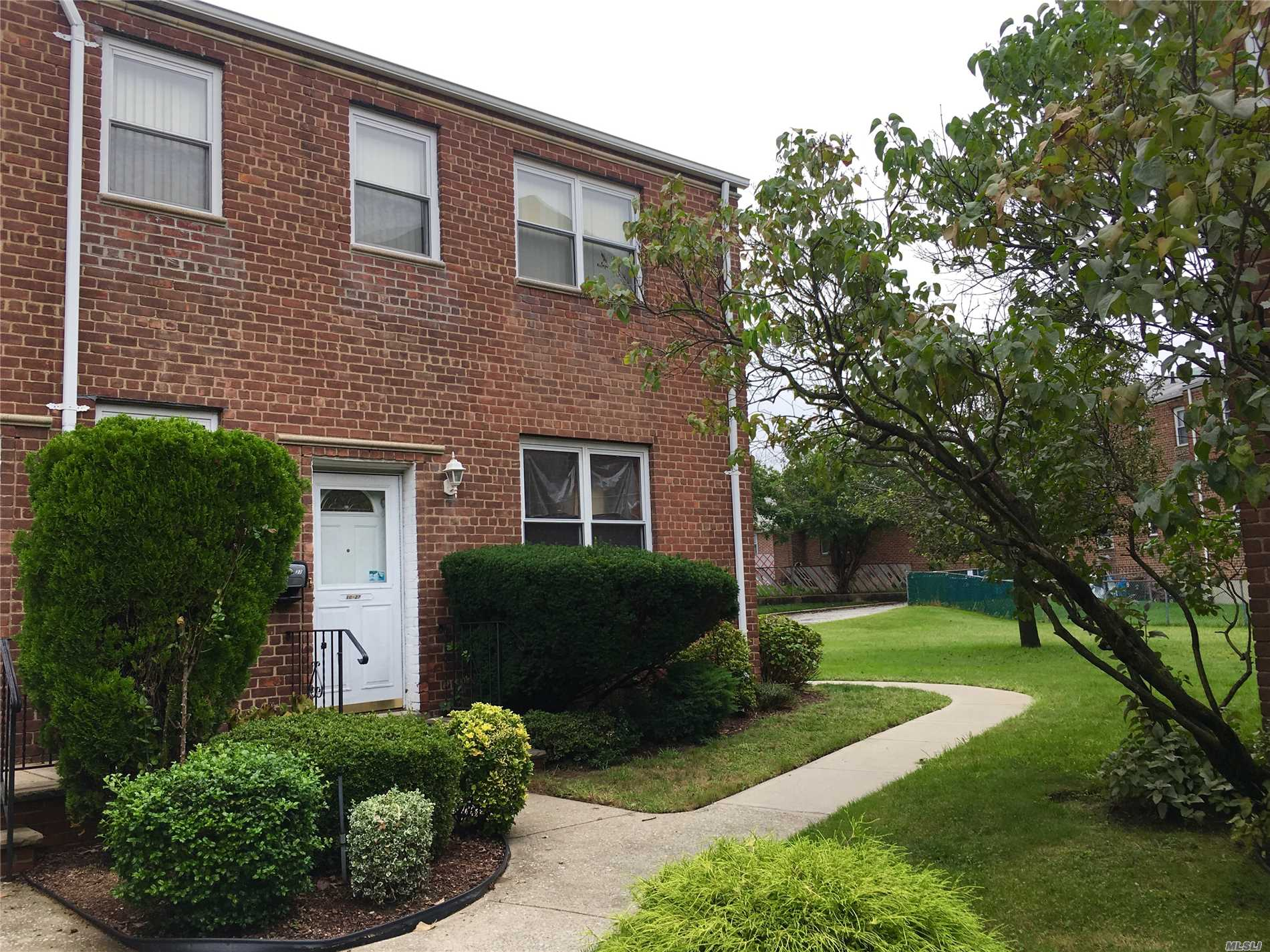 Co-Op For Sale In Malba Gardens. Corner Unit, 1st Fl. Features 2 Bedrooms, Eat-In-Kitchen, Living Room/Dining Room Combo, And 1 Full Bath, Hardwood Flooring Throughout. Located Near Shopping Centers And Public Transportation! A Must See!!!