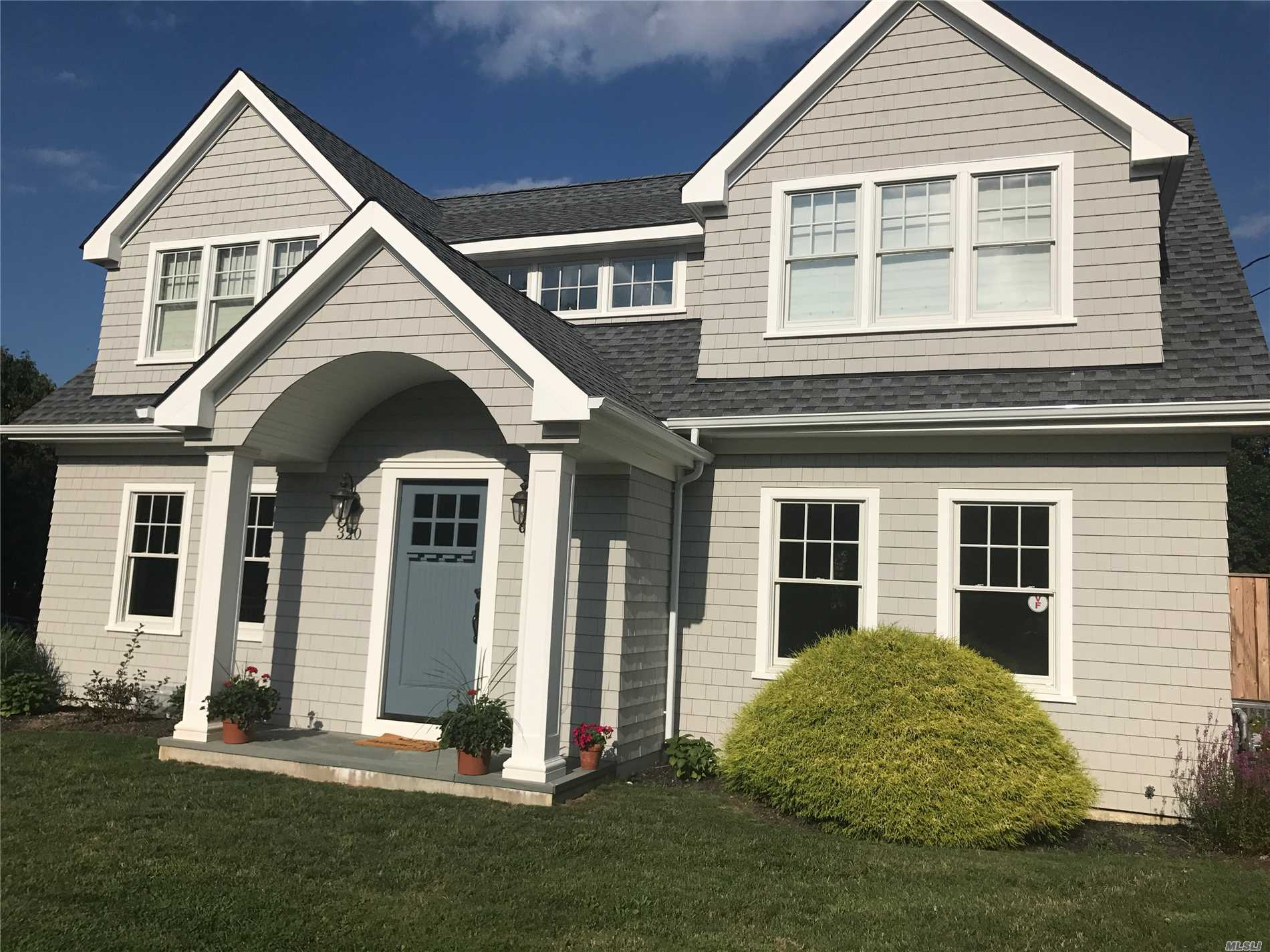 Explore Beautiful New Suffolk Living In The Heart Of The Area. Exquisite Renovated Cape, Pristine Condition, Updated Eat-In Kitchen, Spacious Bedrooms, Fireplace, Beautiful Screened In Porch. The Perfect Off Season Escape!