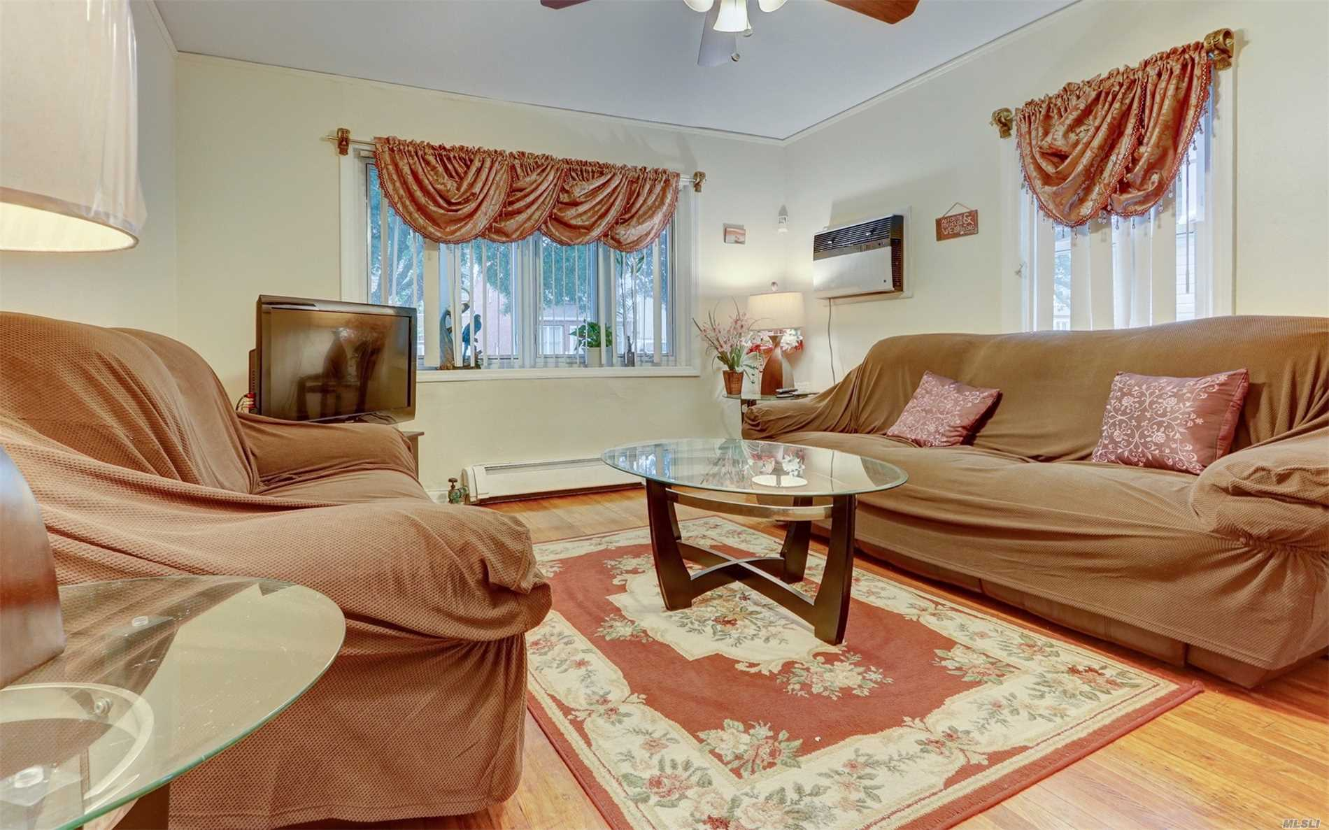 Living Room, 3 Bedrooms, 2 Bath, Eat -In - Kitchen, Full Finished Basement