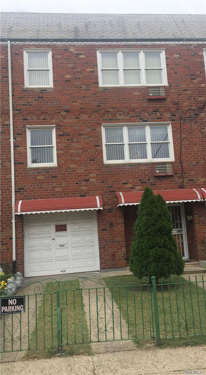Large Brick 2 Family. Featuring Boxed Rooms, Eat In Kitchens, Anderson Windows, 3 Bedrooms And A Formal Dining Room In Each Apt. Walk In With Garage And Yard Access. 1 Car Garage And Private Driveway For Additional Parking. Large Private Yard Which Can Also Be Entered From The 2nd Floor Apt.