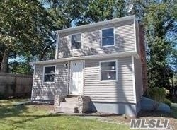 Freshly Painted, Light & Bright 3 Bedroom, 1 Bath Colonial. An Inviting Front Door Leads To An Open Floor Plan With Updated Kitchen Counters, Cabinets And Stove. Beautiful Bath. Neutral Carpet And Wall Colors .Located Near Main Roads & Shopping.