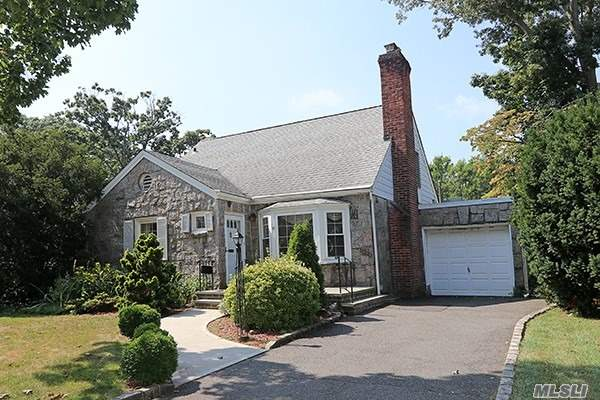 Amazing Opportunity To Own A Well Maintained Mid-Block Dorchester Cape In The Heart Of The Manor Oaks Section Of New Hyde Park. Newer Roof, Great Sized Rooms, Huge 60X100 Property On A Beautiful Tree Lined Street! Near Manor Oaks Schools And New Hyde Park Memorial. Close Proximity To Public Transportation, Northern State Pkwy, Lie - Easy Commute To Manhattan