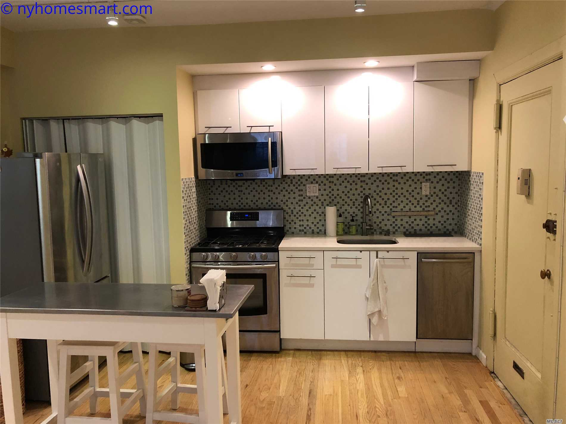 Low Maintenance, Spacious, Well-Kept Studio In The Heart Of Forest Hills Gardens. Charming Efficiency Kitchen. Vented Bath With Great Tub & Fixtures, & A Window. Beautiful Hardwood Floors, Large Windows, Huge Closets. A Fresh Beauty With Loads Of Original Detail, Plus Charm, & Efficiency. Great Area, By Station Square & Next To The West Side Tennis Club. Steps Away To Lirr, Subways(E/F/M/R) And Shopping Area. Parking $160/Year. Pet Friendly.