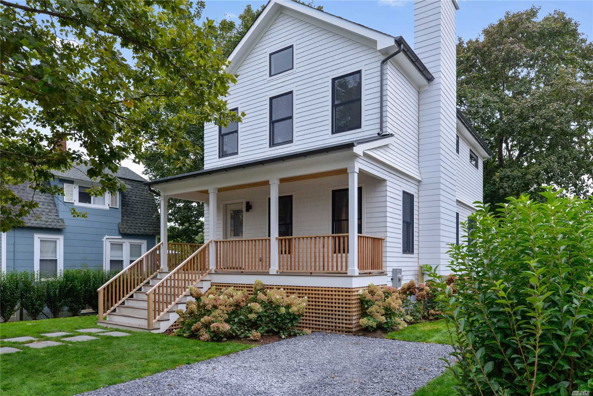 Stylish Newly Constructed Modern Farmhouse Located In The Heart Of The Historic Maritime Village Of Greenport. Open Floor Plan Encompassing The Living Room/Dining Area With Wood Burning Fireplace, Kitchen, Powder Room. Four Br, 3 1/2 Baths Including Master Suite With Private Bath. Spacious Kitchen With Custom Cabinets, Wine Fridge And Bertazonni Appliances. Close To All The Village Has To Offer - Fine Dining, Shops, Harbor Front, Hampton Jitney And Lirr. New Construction - Taxes Estimated