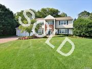 Location, Location, Location! Impeccably Maintained Colonial Set On A Cul De Sac In The Harborfields School District. Beautifully Manicured Acre Property. All Windows Anderesen Renewal - 3 Years, Full Vinyl Shake Siding - 10 Years, Granite Kitchen With Premium Appliances & Double Oven. Large Dining Room, Master Suite With Walk-In Closet And Gorgeous Bath. Radiant Heat In Master Bath And Hall Bath, Nice Open Hallway Upstairs With Tray Ceiling, First Floor Laundry Room, 200 Amp Service.