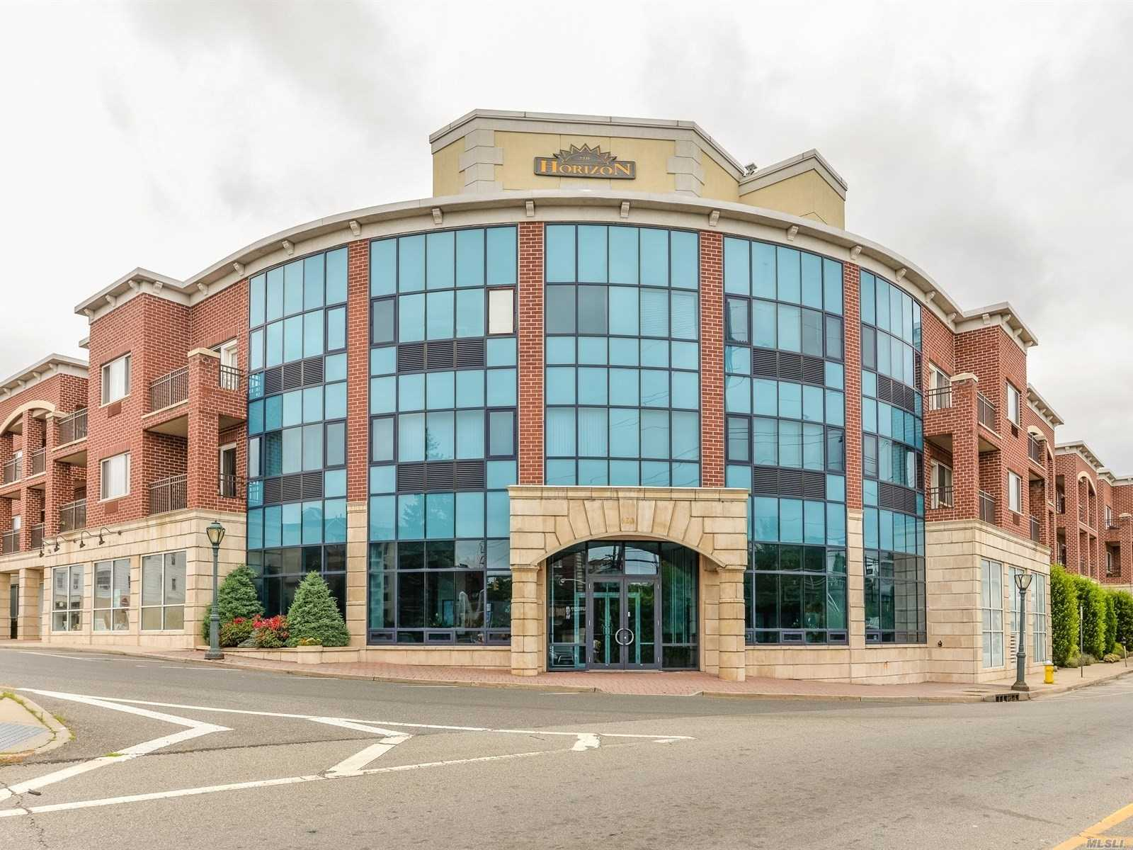 Westbury. Duplex 2 Bedroom, 2 Bath Unit In Luxury Horizon At Westbury. This Unit Features A Terrace Off Main Floor, Hardwood Floors, 24 Hour Door Service, Fitness Room And Garage Parking.