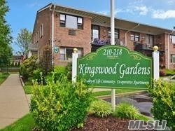 Deluxe 5 Room Unit On First Floor. Large Rooms,  2 Large Bedrooms, Walk-In Pantry, Hardwood Floors Under Carpet, Two Zone Heat, Security Intercom/Camera For Entrance Door, Indoor Mailbox In Common Hall, Laundry Facility On-Site, Bbq Area, Storage Area,  Surveillance Cameras For Development And Parking Lot. Hurry