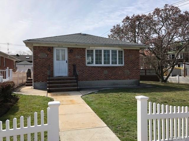 Fantastic Location, Lr Property With Space For All. Foyer, Living Room, Fdr, Eik, Full Bath, 2 Bedrooms, Master Bedroom With Full Bath, Full Finished Basement With 2 Ose Large Family Room, Full Bath, Laundry, Shop. Gas Heat,