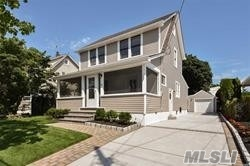 Newly Renovated Colonial For Rent In Mineola, 3/4 Bedrooms 2 Bath, Garage, Close To Stores, Park And Transpotation.