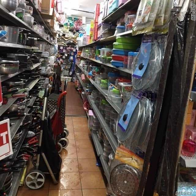 99 Cent Store, Busy Location,  1Fl+Basement About 3000 Sq , 6 Years Lease Left, About $100000 Inventoty Includ, All Info Not Guaranteed, Potential Buyer Must Re-Verify Independently All Info By Self