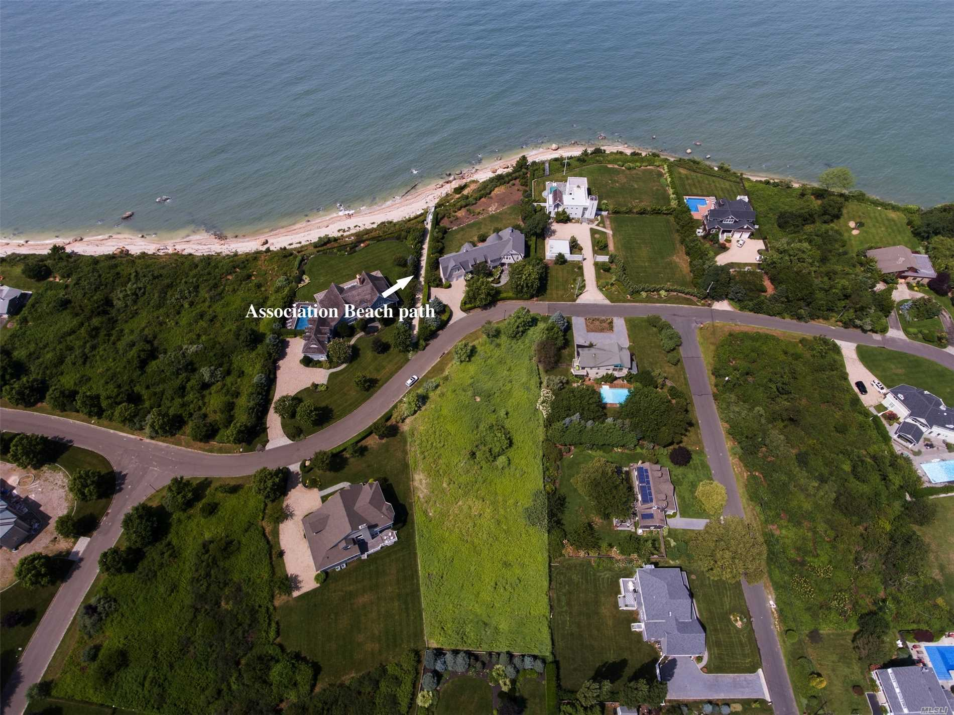 Build-Able Level .85 Acre Parcel In Rock Cove Estates. Entrance To Association Sound Beach Directly Across The Street. Granted Department Of Health Approval Until 2021. Public Water, Gas, Electric & Cable In The Street. Neighborhood Has Buried Utility Lines, Allowing Uninterrupted Site Lines. Room For A Pool. Hoa Dues $500/Yr.