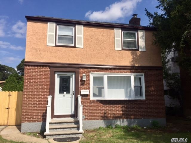 Do Not Miss Out On This Completely Renovated House. Everything Is New From Top To Bottom. 3 Bedrooms, 1 & 1/2 Bathrooms And Full Finished Basement With Ose. This House Is Turn Key And All You Do Is Have To Move In!!!