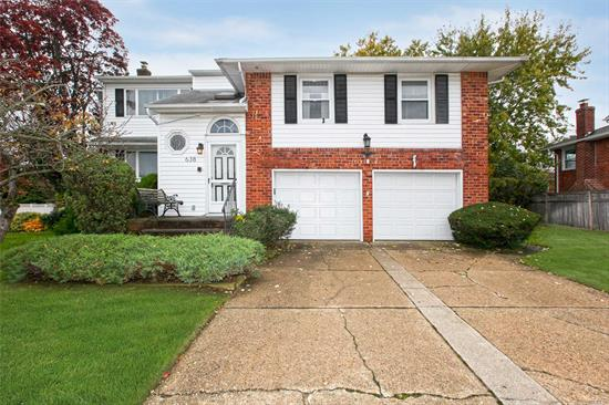 Location, Location Location. Huge Describes This Expanded Split Level Home Located In Salisbury Estates. Hardwood Floors, Cac, Igs, Flordia Room. Perfect Home For Large Or Extended Families. Possible Mother Daughter With Permit. Make This Home Your Own By Updating It To Your Style.