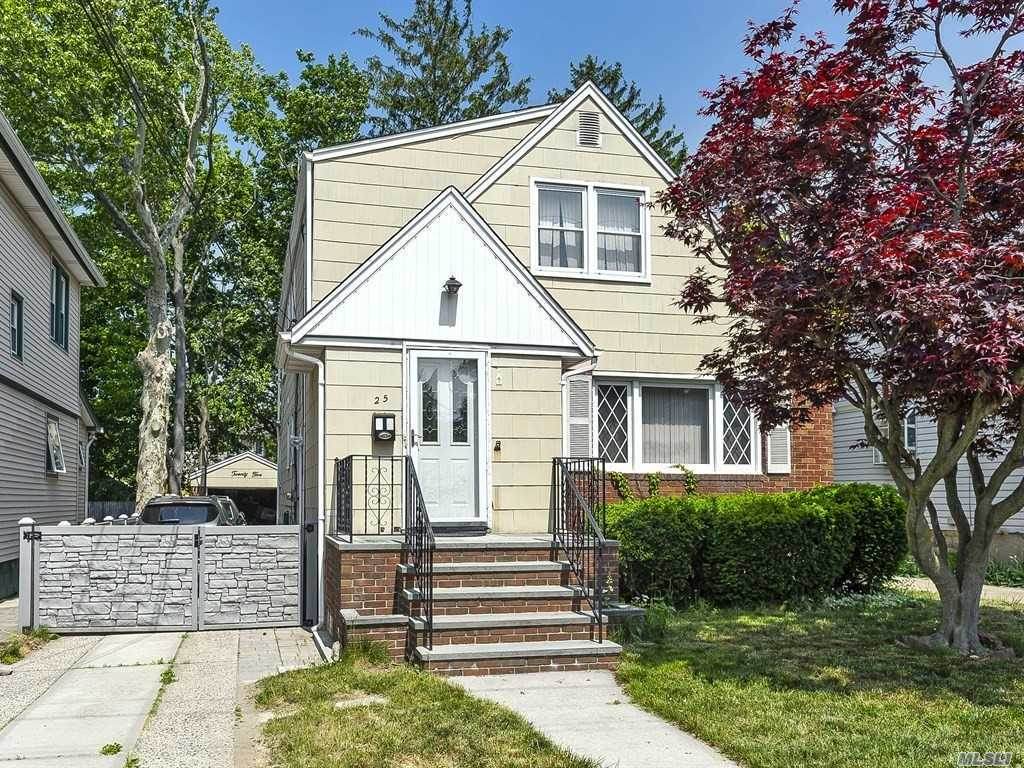 Large 2-Story. 5 Br, 2 Bth. Full Finished Basement. Secluded Bricked Backyard. 5 Car Driveway (Parked Back To Back). Convenient Location: Steps Away From Railroad And Bus, Very Close To Several Parks. Award-Winning Sd20.