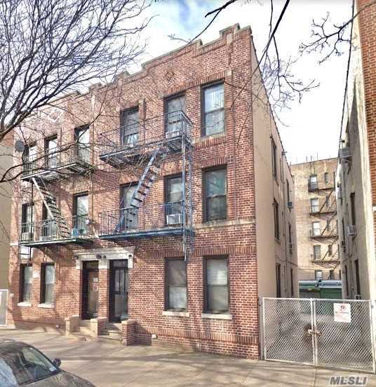 Multifamily Property For Sale. Building Class Six Families (C2) Building Sqft 3, 666 Residential Far 2.43 Facility Far 4.8 Far As Built 1.55 Allowed Usable Floor Area 5, 754 Usable Floor Area As Built 3, 670 Unused Far 2, 084 Excellent Location Close To Famous 30th Avenue Restaurant Row, Broadway Shops & Restaurants, Banks, Gyms, Supermarket 2 Minute Walk To Subway N, W, 10 Minutes To Manhattan Citybike At The Corner Income $103, 848 Expenses $ 25, 610 Net Income: $ 78, 238