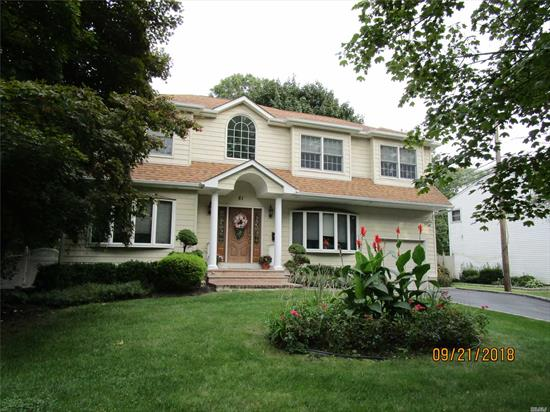 Up And Out!!!!Beautiful 2600 + Sq. Ft Exp.Colonial Style Home With Huge Master Suite (24' X 18' 8) + 2 Bedroom And 4 Full Baths. Second Story Was Built In 2005. , Closet Still On Main Level, Possible 4th Bedroom. Open Floor Plan, Updated Windows, Large Foyer, Entertainers Dream Home. Kitchen Offers Granite Counters, Ss Appliances (New Stove And Fridge) And Breakfast Nook. Virtual Tour And Floor Plan Attached. Seller Has Applied For Star (Approx Savings Of $1100-$1200).