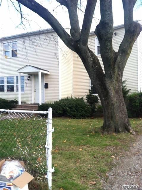 For Cash Buyers, Investors, Or 203K Renovation Loan,  Legal 2 Family Potential, Need Permits. Lots Of Potential, Great Location , Close To Major Roads, Worship
