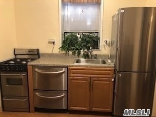Lovely Sound View Coop, Updated Kitchen With Hardwood Floors Througout, 2 Nice Sized Bedrooms With Deep Closet Storage, The Coop Boast Large Hallway Closets As Well Livingroom/Diningroom Combo, Laundry Room On Site As Well As A Bike Storage Room, Close To Buses & 7 Train To Nyc