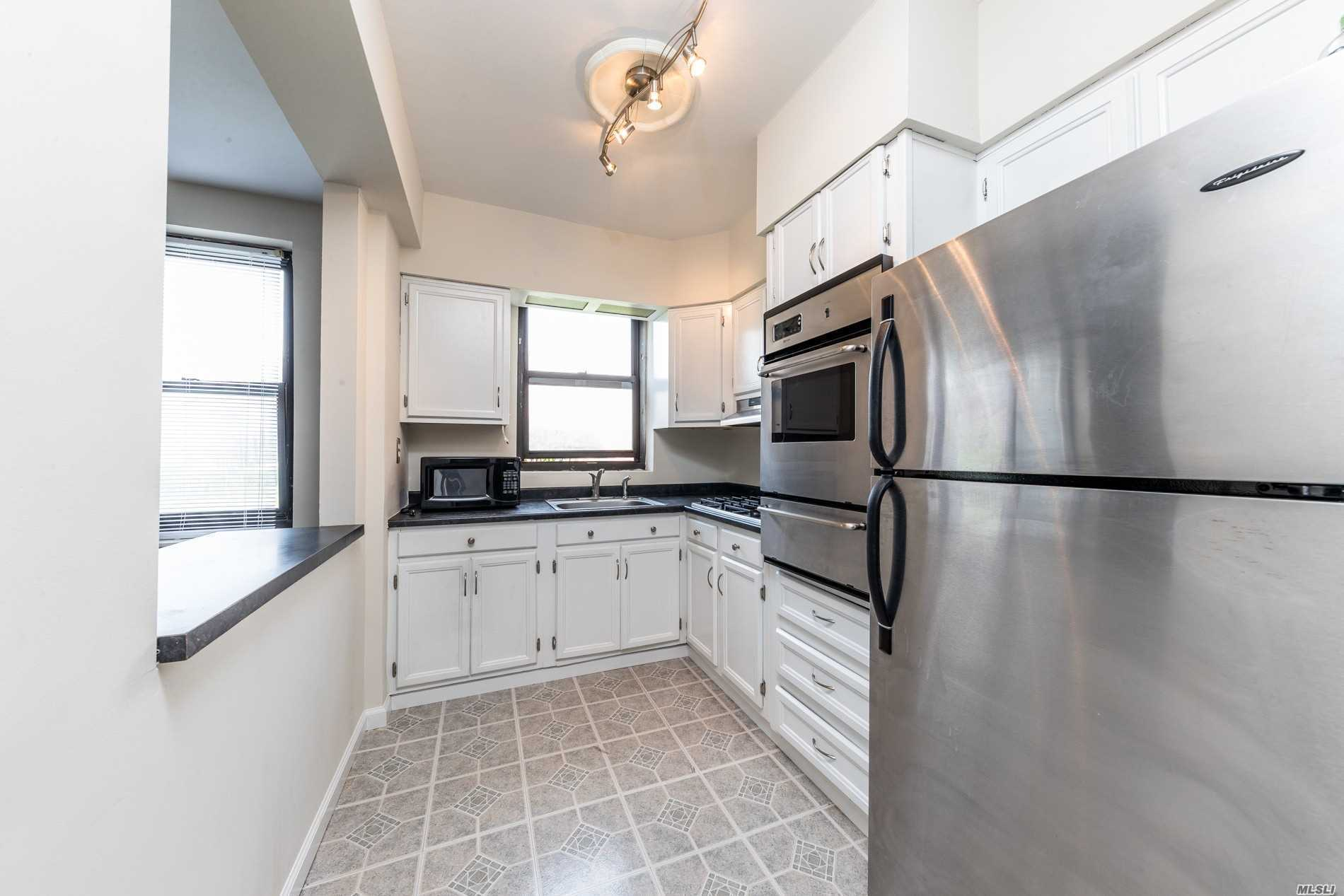 Lovely Rockville Centre First Floor, 2 Bedroom Co-Op Rental, Includes All Utilities, Spacious Unit With Updated Stainless Appliances. Includes A Garage Spot And Laundry Facilities In Basement. No Smoking On Building Premises. No Pets. Close To Lirr, Restaurants, And Rvc Shopping!