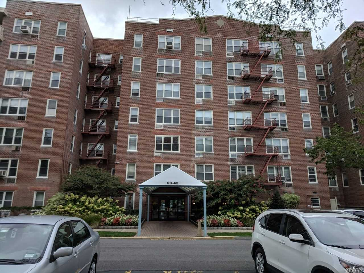 Location, Location, Location, Spacious Two Bedroom With Full Eat In Kitchen, Closets Galore, Everything At Your Door Step, 1/2 Block To Shopping Center, Two Blocks To Ps 169, Library, Express Bus To Manhattan, Bus To Lirr, All Shopping And Transportation For Your Convenience...