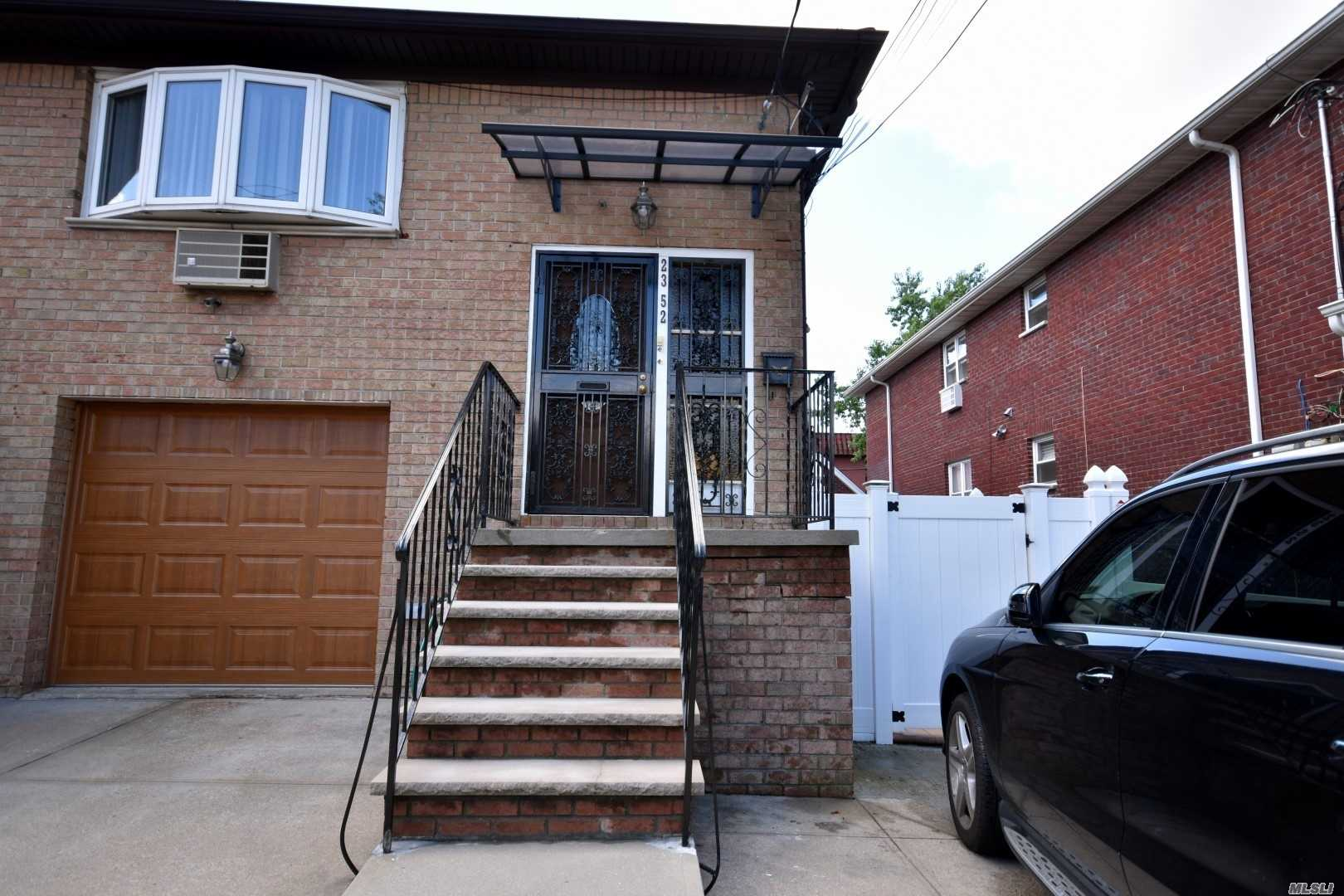 Renovated 2 Bedroom Apartment With Brand New Kitchen, Updated Bathroom, Hardwood Floors, Private Entrance. Rent Includes All Utilities. Extra $100/Month From June-August For A/C Usage. Non-Smoker, No Pets. Great Location Near Laguardia Airport And Major Highways. Local Buses Just Blocks Away.