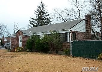 Large Ranch, 3 Bedrooms, 2Fb In A Park Like Setting. Needs Tlc!