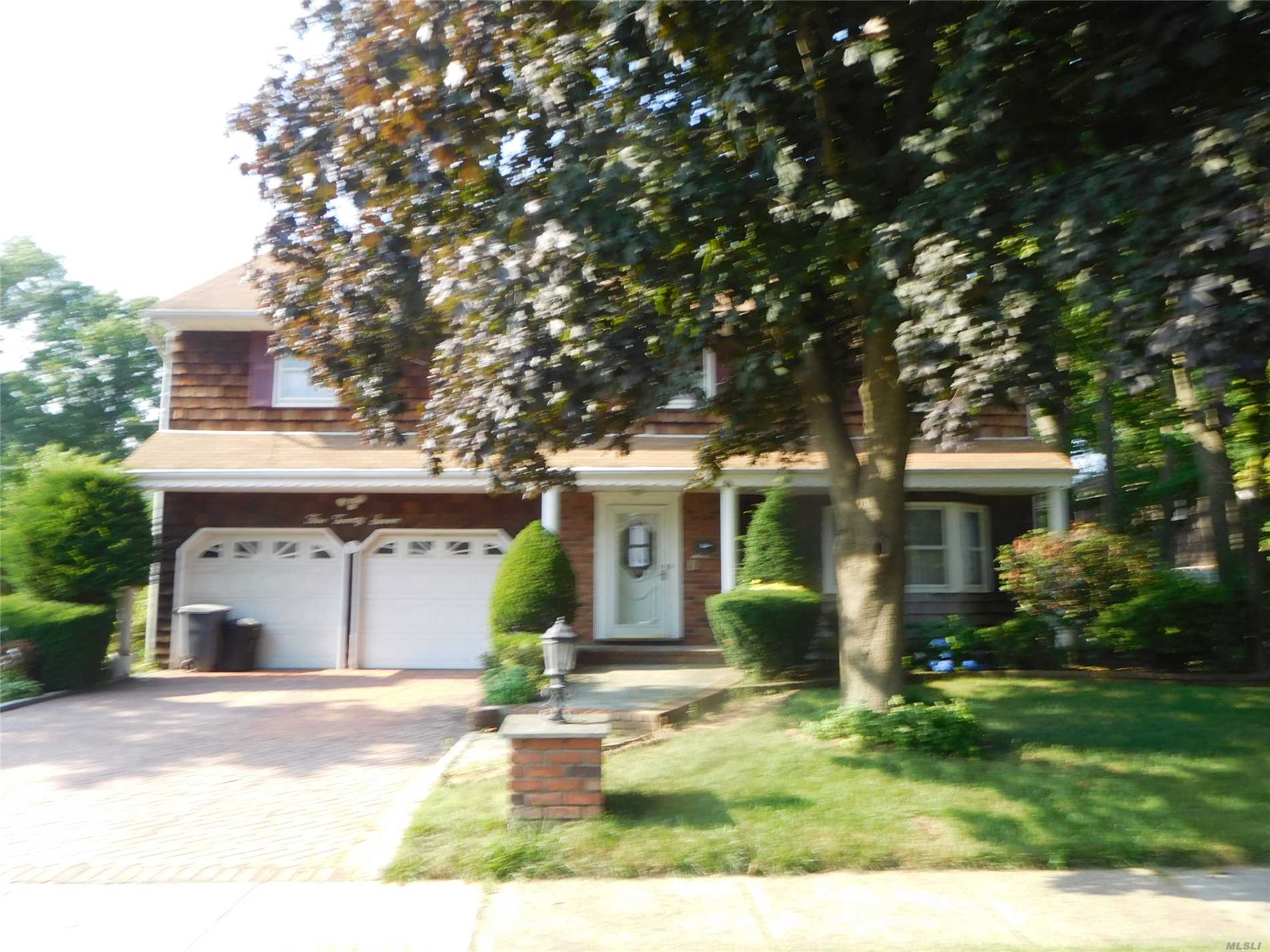 A Rare Beauty, Classic Center Hall Colonial, With 9 Ft Ceiling Height Rooms, In Ground Pool, 4 Bedrooms, 2 Car Garage, And Much More. A Can't Miss Opportunity, With A Little Tlc, To Live A Lavishly, Yet Affordable Lifestyle.  During The Pre-6 Month Marketable Time Period, Seller Must Comply With Hud Guidelines 24 Cfr 206.125.