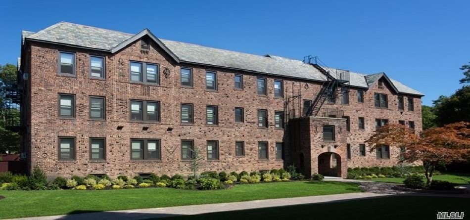Historic 1935 Tudor-Style Building.1&2 Bedrooms Including Heat & Hot Water.Professional Landscaping, Paver & Bluestone Walkways.New Designer Lobby & Hallways.Tuscany-Style Kitchen Cabinetry, Granite Countertops, Stls Stl Appl, Dishwasher & Microwave.New Windows & Doors, Ceiling Fans, Hi-Hat Lights.