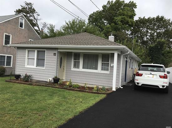 Entirely Renovated Property Ready For A New Family. Close To Shopping Areas And Public Transportation. Just Minutes From Hofstra University. Shed Is A Gift. Property Taxes Have Been Already Grieved.