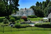 Spectacular waterfront location on Puppy Cove! Spend the summer enjoying the magnificent water views! Interior has an open floor plan while the exterior has multi-level decking perfect plus pool. Completely private setting in the Incorporated Village Of Lloyd Harbor W/ Cold Spring Harbor Schools. Convenient To Schools, Villages, Parks, Beaches & Boating, Shopping And Transportation.