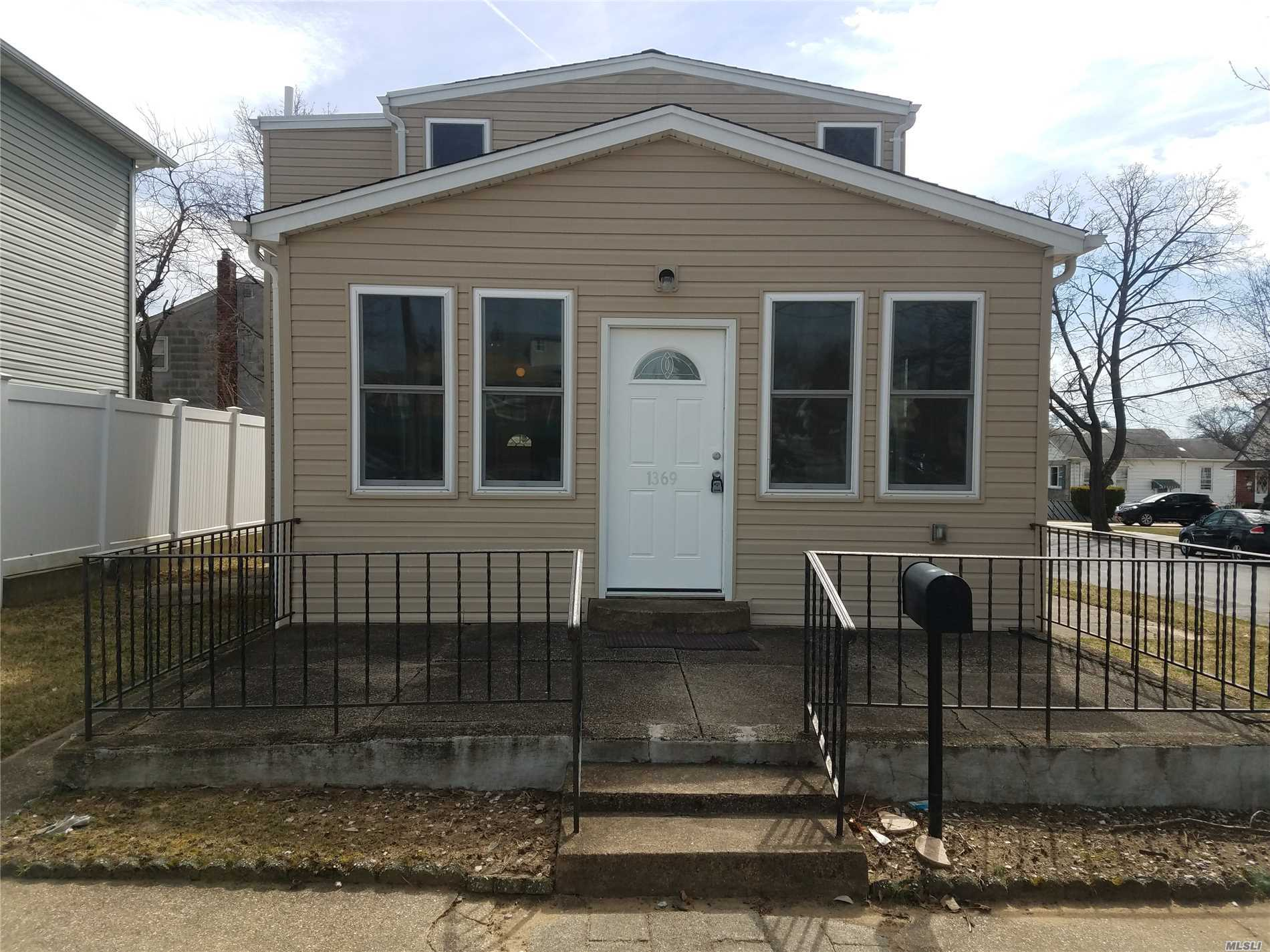 Fully Renovated Colonial House Sets On A Quiet Block. . It Features 3 Bedrooms, 2 New Full Bath, New Kitchen, Large Living Room. New Washer And Dryers, Full Basement With Plenty Of Storage. Close To Transportation. The Taxes Do Not Reflect The Star Program. Must See.