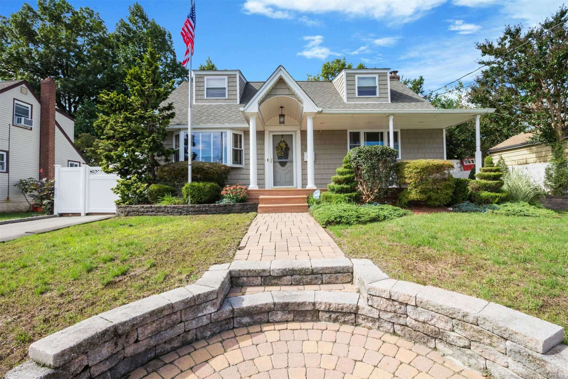 This Is The One You Have Been Waiting For! Perfectly Updated Expanded Cape In Prime Mid Block Location. Park Like Property. Updates Galore. Move In Condition. From The Finished Basement To The Granite Eik This One Has It All.