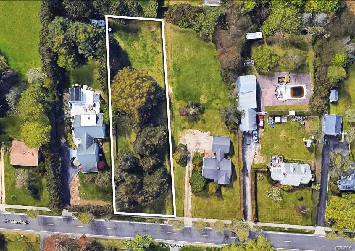Lowest Priced Residential Buildable Lot In Remsenburg! Flat, Cleared Land And Low Taxes! Great Location, Ideal Property To Build Your Dream Home On A Wonderful Street South Of The Highway. Great Schools, Close To All!