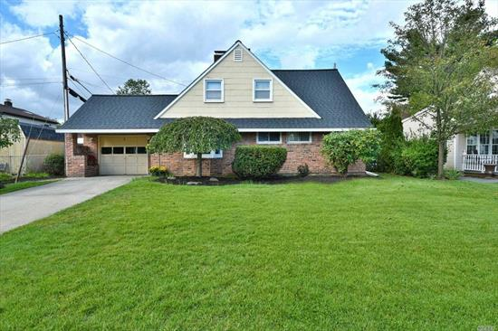 Lovely Levitt Expanded Ranch W/Huge Backyard Perfect For Entertaining! Newly Updated Full Bath, Master On 1st Floor, Living Room, Dining Room, Office/4th Bedroom, Eat-In Kitchen, 15X30 Ag Pool, New Roof 2-3 Yrs.