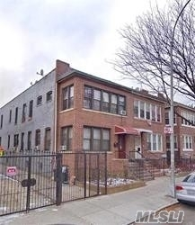 Beautiful 3 Family House In The Heart Of Jackson Heights. Lots Of Updates; Very High Income Generating; House Vacant