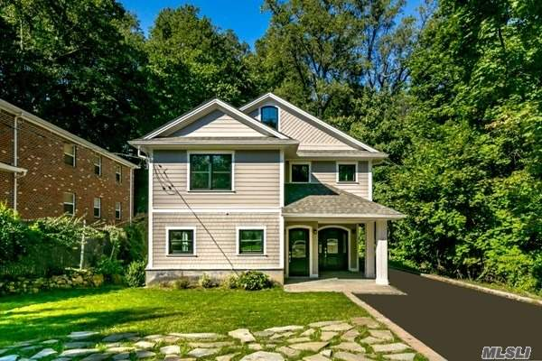 Zoned For Multi Use Professional This Newly Constructed Colonial Is Ideal For A Private Practice Or Rental Income. Office Suite Has Waiting Rm. Residence Portion Boasts A Master Suite W/Master Bath, 3 Bedrooms, Full Bath. High End Finished Throughout.