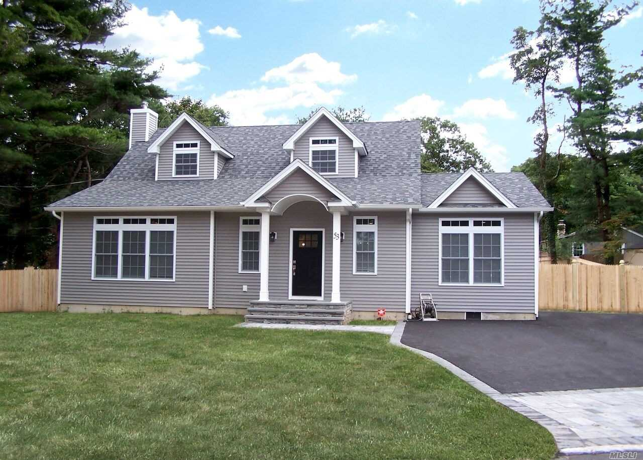 All Upgrades Already Added! Open Floor Plan, Designer Kitchen W/Ge Premium Ss Appliances, Gas Stove, Granite , Soft Close Cabinets, Refrigerator W/Kerig Built In, Center Island, Hw Through Out, Mbrm On 1st Floor W/Mbth, 2 Add'l Brms & Fbth, 1/2Bths, Laundry Rm, Full Basement W/9 Ceiling, Ose & Egress Windows, Plumbing Rough Out For Finishing.Fenced Yard W/4 Zone Igs, Extended Driveway, Possibility For 1 Car Garage W/ Variance, Blue Stone Front Porch(Maintenance Free) Attached List W/ Complete Upgrades.