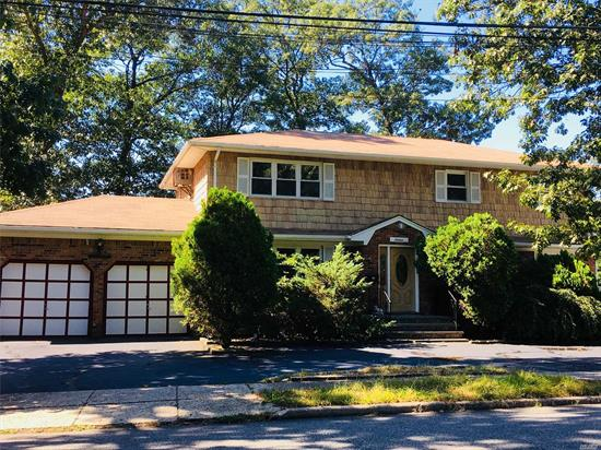 2 Family House In Syosset School,  New Roof , New Kitchens, New Baths.Full Finish New Basement With All Cos